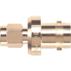 Pomona Electronics - 4290 - BNC Adapter, Male to Female, 335 Vrms