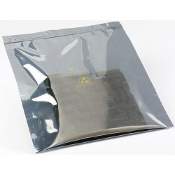 3M - 2111012 - Puncture Resistant Metal-Out Static Shielding Bags, 10 x 12, 100/Pak (MOQ=10)