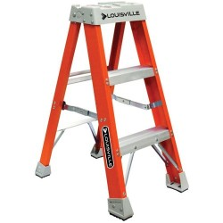 Other - F1a03 - 3 Fiberglass Ladder Sunset Ladder