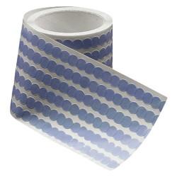 "Argon - CB4011M-1/8""PAPER BLUE - Paper Marking Discs, Blue - 1/8 (.125) Roll of 1, 000"