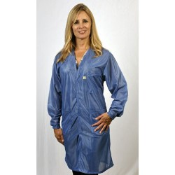 Tech Wear - VOC-23 - ESD-Safe Coat with Kinit Cuffs, X-Large
