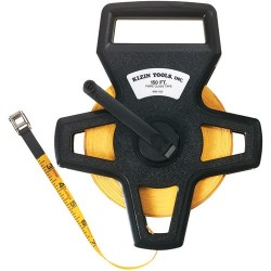 Klein Tools - 946-150 - 150' Fiberglass Tape Measure Klein