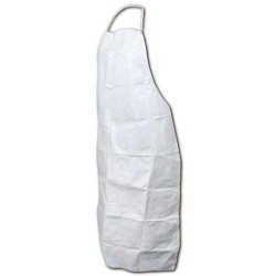 Other - A32 - Disposable Tyvek Bib Apron, 28 x 36
