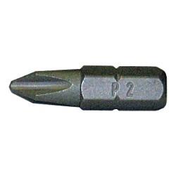 """Cooper Tools / Apex - 440-13X - 440-13*x #1 Phillips 3"""" Insert Bit Cooper"""
