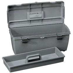Flambeau - 19800-2 - Tool/Storage Box, 18-1/8 x 6-1/2 x 7-1/8 I.D. (MOQ=4)