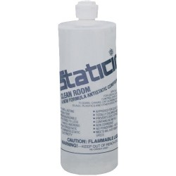 ACL Staticide - 5001 - Staticide Anti-Stat for Cleanrooms, 1 Quart Bottle (MOQ=12)