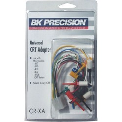 B&K Precision - CR XA - Cr-xa Univ. Crt Socket B & K