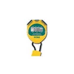 Extech Instruments - 365510 - Extech 365510 Digital Stopwatch/Clock with Calendar and Alarm