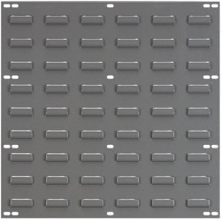 Akro-Mils / Myers Industries - 30618 (WE PRICE AS PKG) - Louvered Panel, 18 x 19, 160 lbs. cap.