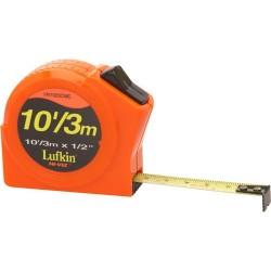 Lufkin - Phv1023cme - Hv1023cme Measure 1/2 X 16 Hi-viz Org Cooper