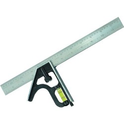 General Tools - 811 - Utility Combination Square