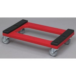 Rubbermaid - 9T55 - 9t55 Polyethylene Dollypadded Deck 1000lb Cap.