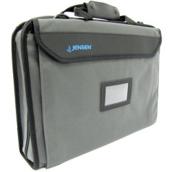 Jensen Tools - 03-00-006717 - Single Gray Cordura Plus Case w/ pallets only