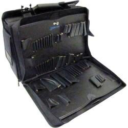 Jensen Tools - 216-170 - 3-Sided Cordura Plus Case w/Pallets for JTK-17QC