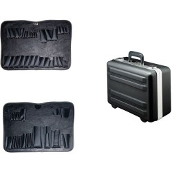 Jensen Tools - 356B055 - Deluxe Poly Case with pallets only