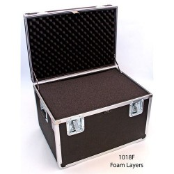 Platt Cases - 1018F - Foam Filled, Model , 25.5 x 17.5 x 17.5