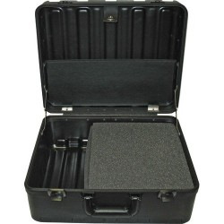 Jensen Tools - 181408-32B-530 - Rota-Tough Tool Case 8 Deep, with Foam Compartment