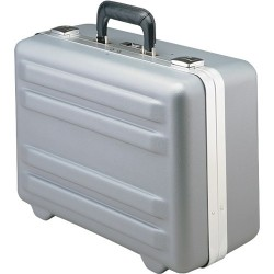 Jensen Tools - 05-7750 - Gray Deluxe Poly Tool Case 17-3/4x12-3/4x8