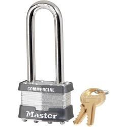 """Master Lock - 1KALJ-2440 - 4 Pin Tumbler Padlock Keyed Alike W/2-1/2"""" Sh"""