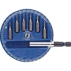 Eazy Power - 83303 - 7-Piece Tee Star Bit Set