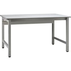 Lista - 603030SL - Bench with Standard Top, 60 L x 30 D x 30 H