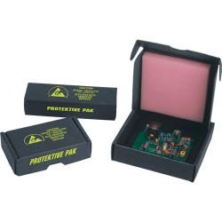 Protektive Pak / Desco - 37007 - Small Component Shipper, 5-1/4 x 1-1/4 x 1 IN, 140 x 38 x 25 MM