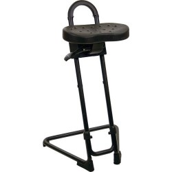 Lyon Workspace - 2092N - Industrial Sit Stand Stool