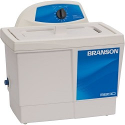Branson Ultrasonics - M3800 - Ultrasonic Cleaner with Mechanical Timer without Heater, 1-1/2 Gallon