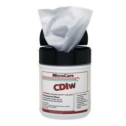 MicroCare - MCC-CDIW - Stencil, Squeegee and Misprint Cleaner Wipes, 5.5 x 8.5, 100 Wipes/Container (MOQ=12)