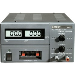 Extech Instruments - 382213 - Power Supply With Digital Display (each)