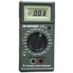B&K Precision - 875B - LCR Meter, Hand Held, 200 H, 20 mF, 20 Mohm