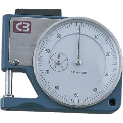 Chicago Brand - 50198 - Dial Thickness Gage