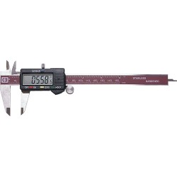Chicago Brand - 50001 - Electronic Digital Caliper
