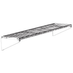 Production Basics - 8406 - 72 x 12 Wire Shelf