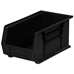 "Akro-Mils / Myers Industries - 30240ESD - ESD Conductive Bin, 14-3/4"" Outside Length, 8-1/4"" Outside Width, 7"" Outside Height"