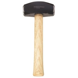 "Klein Tools - 823-48 - Klein Tools 48 Ounce 10"" Forged Steel Hand Drilling Hammer With Hickory Handle"