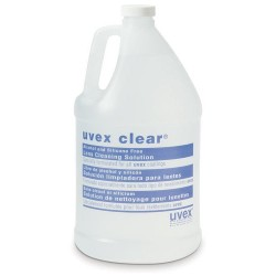 Uvex / Sperian - S464 - Uvex Clear Refill Solution Lens Cleaner 1 Gal
