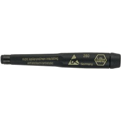 Wiha Quality Tools - 28000 - 4.0mm Esd Safe Conductive Precision Handle