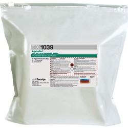 Texwipe - TX1039 - AlphaStat Presaturated 70% IPA/30% DI Water Wipes, 9 x 9, 50/Bag