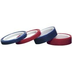 Botron - B1623BS - Blue Striped Anti-Static Tape, 2 x 216