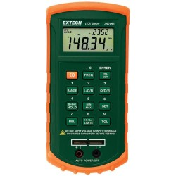 Extech Instruments - 380193 - LCR Meter, Hand Held, 1 kHz, 10000 H, 10 mF, 10 Mohm