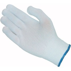 Protective Industrial Products (PIP) - 40-730/S - 100% Nylon Seamless Knit Glove Liner, Full Finger, Size Small, 12 Pair/Pkg.