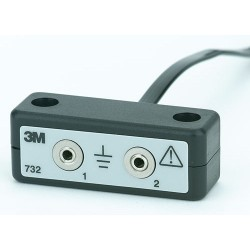 3M - 732 - Dual Conductor Remote Input Jack