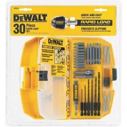 Dewalt - DW2518 - Dewalt DW2518 Rapid Load Drill/Driver Set, 30pc