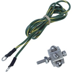 Desco - 09837 - Multi Point Grounding Hub with Cord