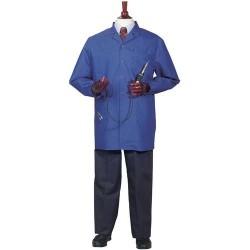 Worklon - 3432 - Jacket 3/4 Length Jacket, Royal Blue, Small