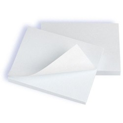 Texwipe - TX5820 - TexWrite 22 Cleanroom Bond Paper Pads, Blue, 3 x 4, 72 Sheets/Pad, 10 Pads/Case