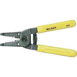 Imperial Stride Tool - 31E - H-D Stripper/Cutter with Lock, 10-20 AWG, Solid