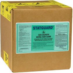 Desco - 10561 - Statguard Neutral Floor Cleaner, 2.5 GAL Box