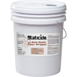 ACL Staticide - 4010-5 - Staticide Anti-Static Acrylic Floor Stripper, 5 Gallon
